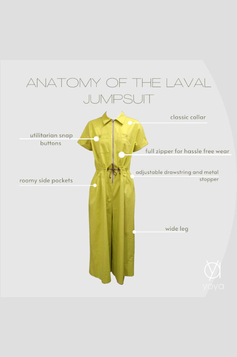 Laval Jumpsuit