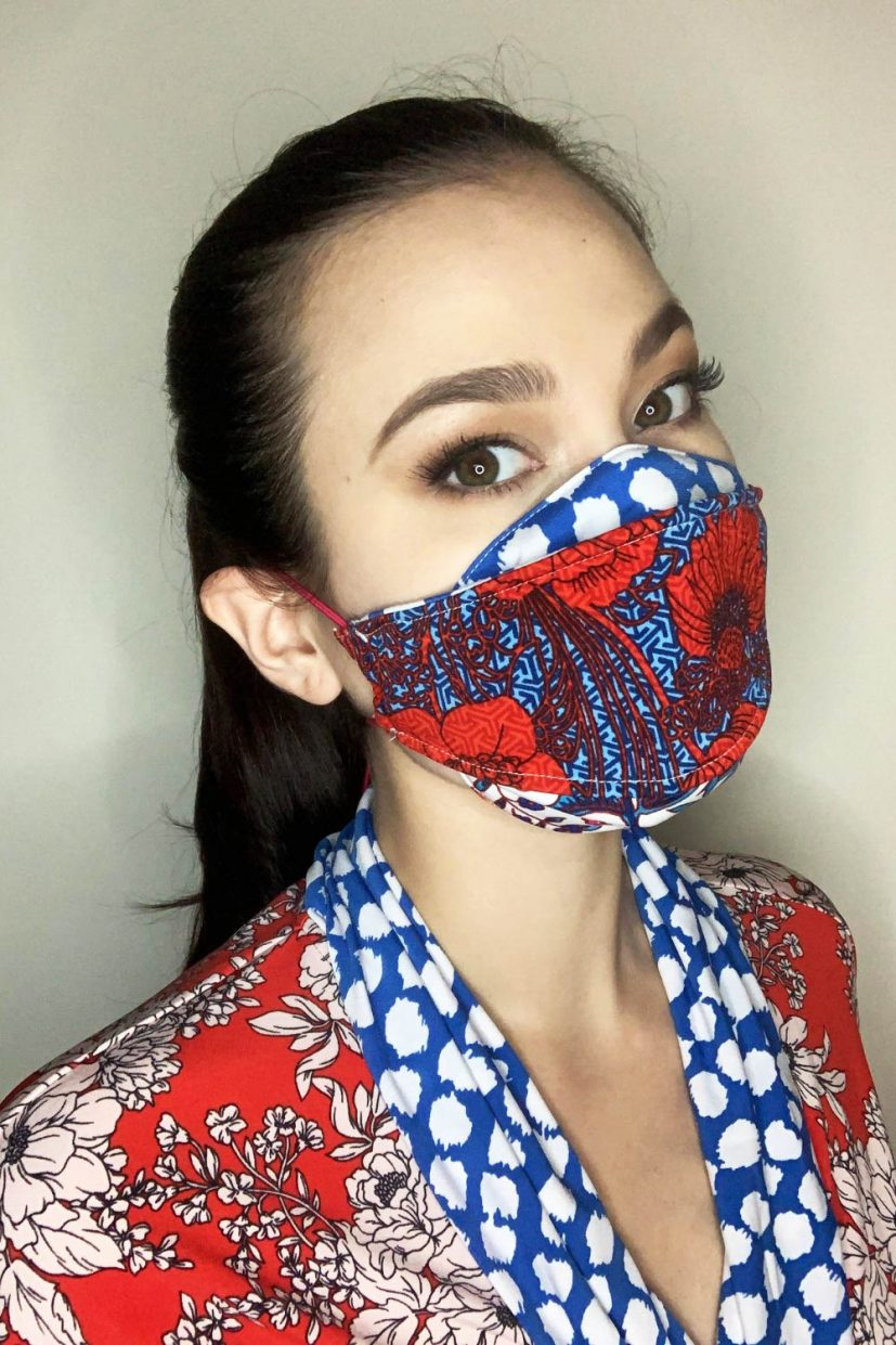 ITY Summer Crush Mask