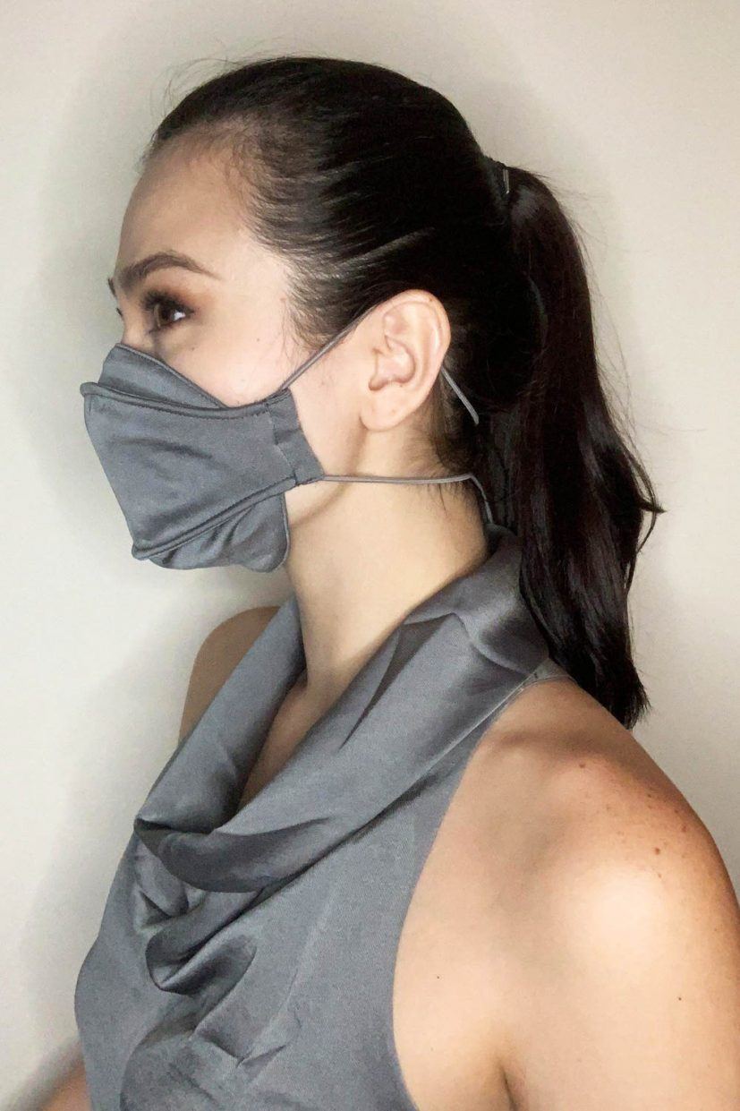 Languid Mask - Grey