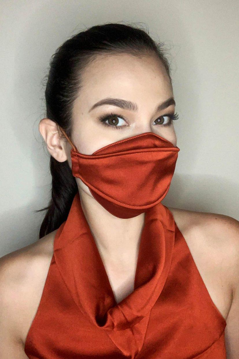 Languid Mask - Rust