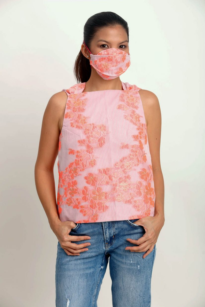 La Biche Organza - Bubblegum Pink