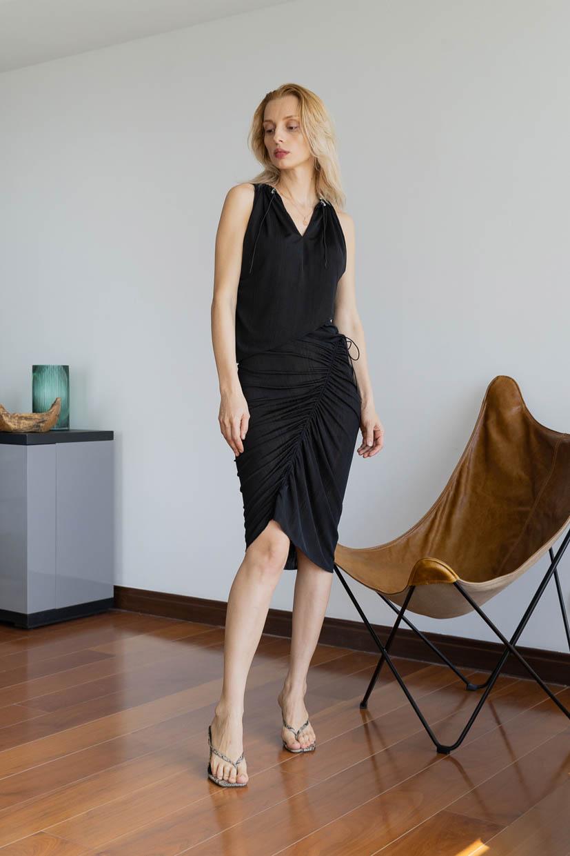 Pictou Skirt - Black
