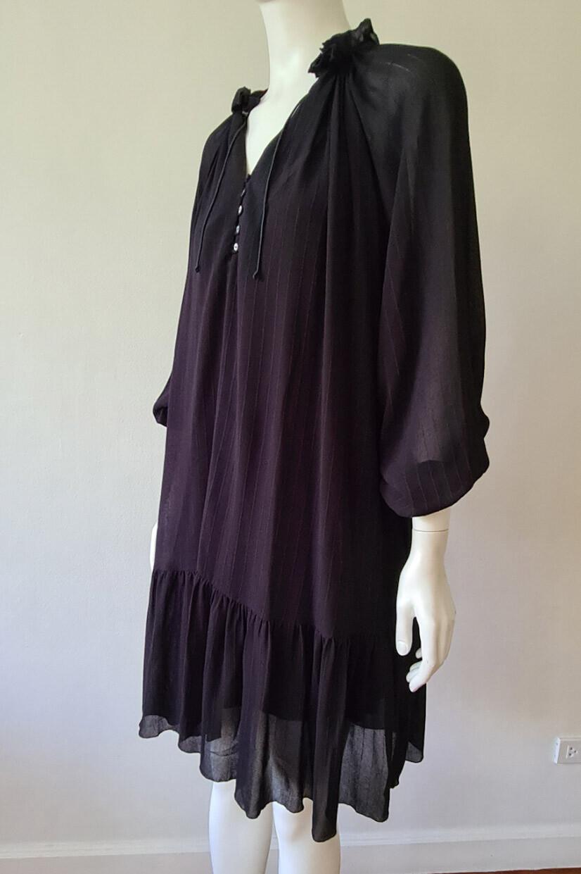 Dorval Tweak Dress v2 - Black