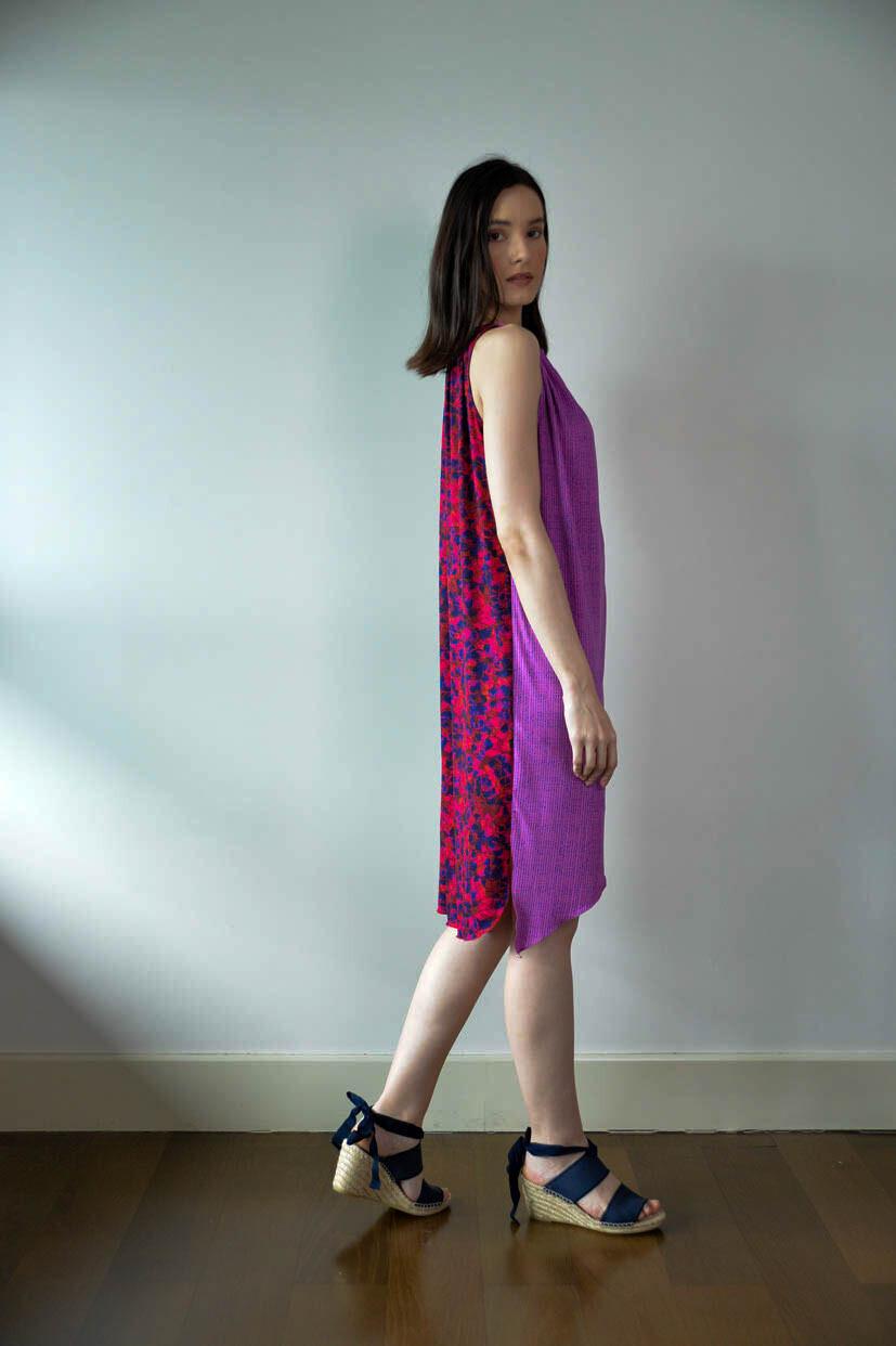 Kentville Dress - Pink