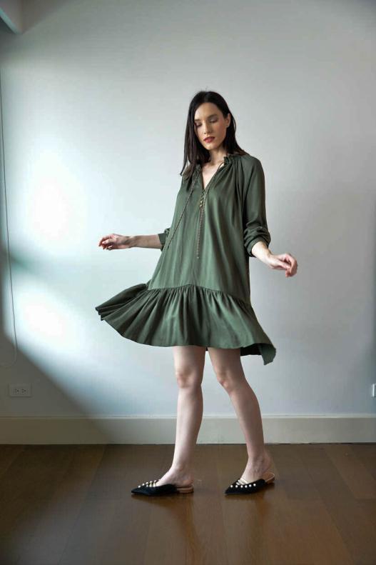 Dorval Tweak Dress