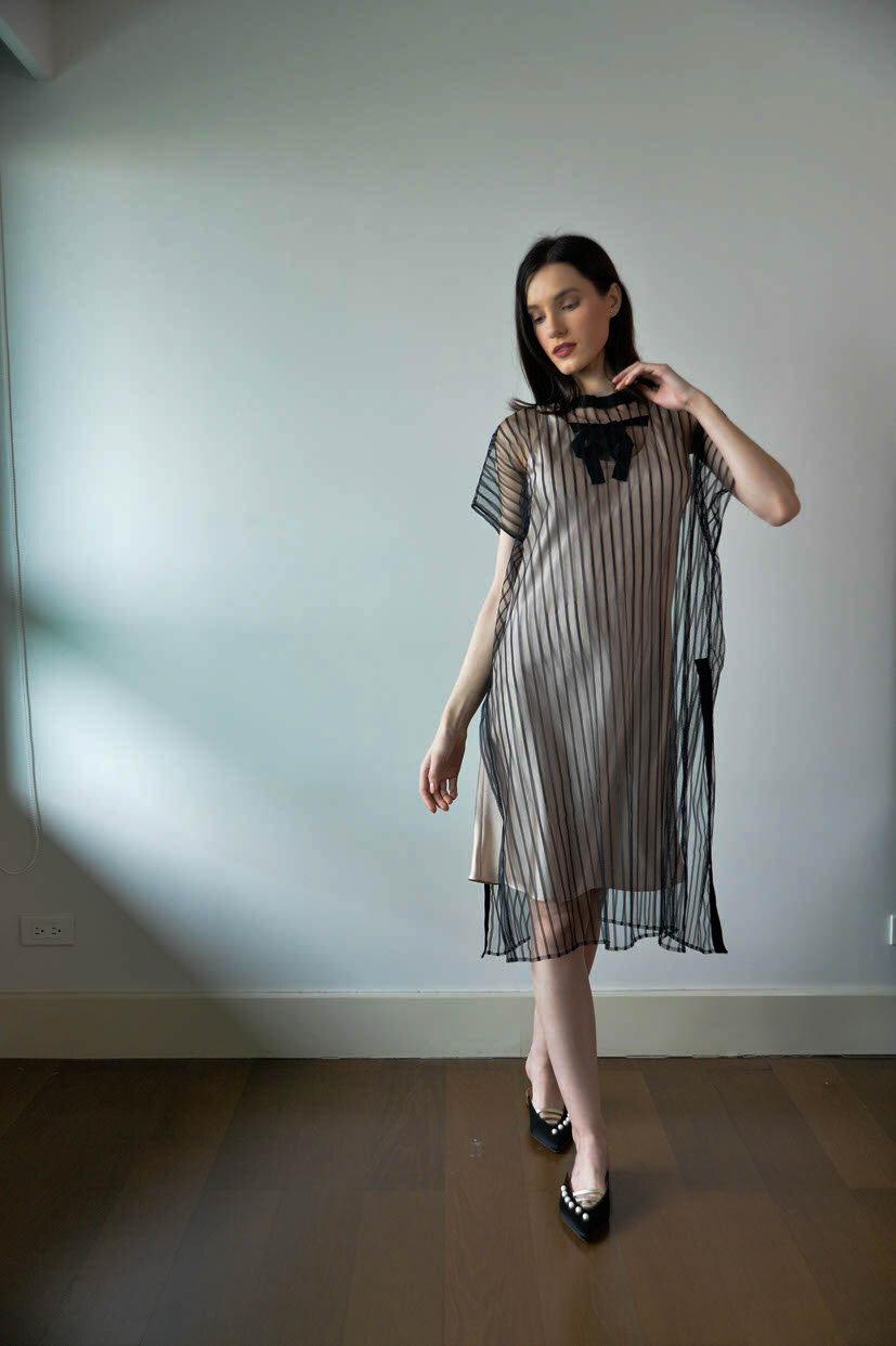 Nootka Tull Dress